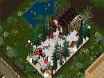Flora Green--Origin--Santa's Tree Lot