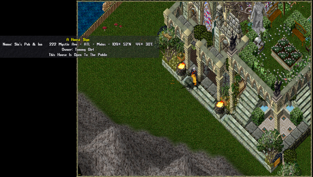 Ultima Online House Decor House Decor