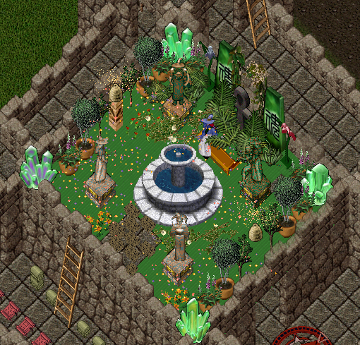 Ultima Online Home Decorating